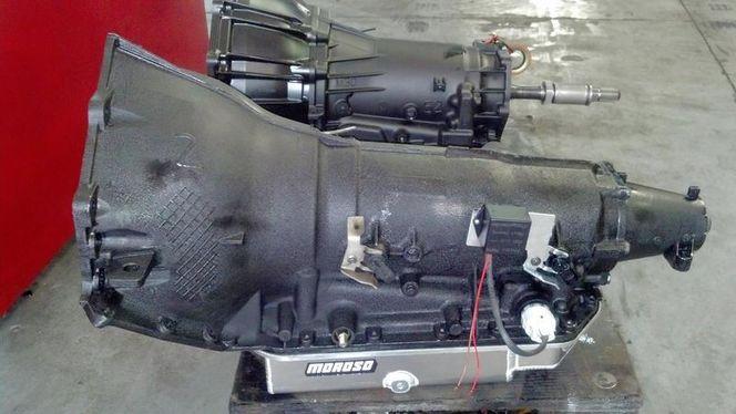 REBUILT 90-08 GM 4L80E 2WD/4WD AUTO TRANS for sale in Salt Lake City , UT