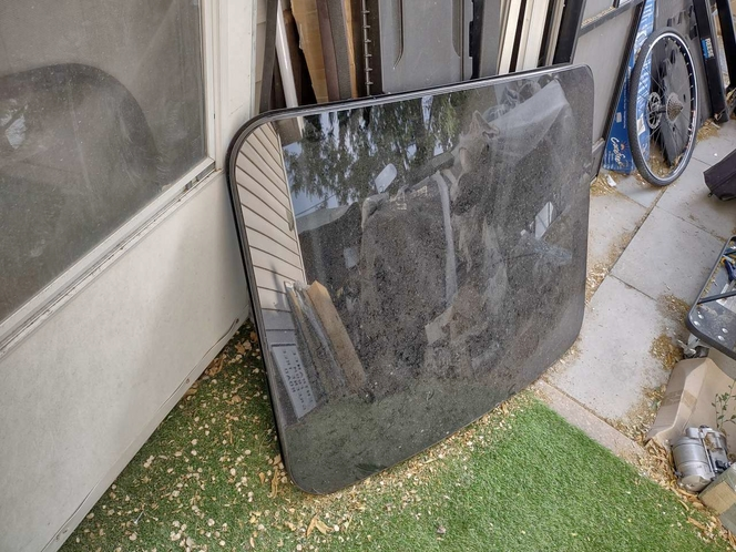 lance  curved  window/  holding tanks/other rv items door/awnings   ac units for sale in Salt Lake City , UT