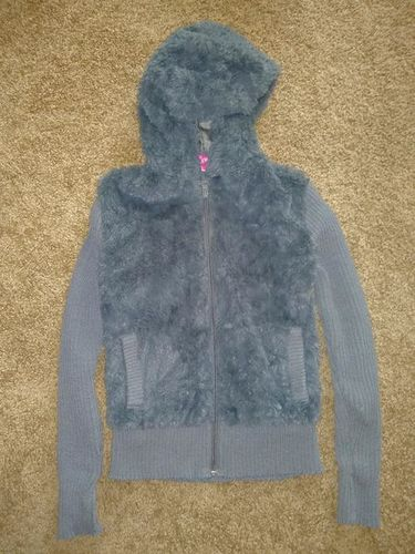 Say What adorable grey girls jacket size med for sale in Sandy , UT