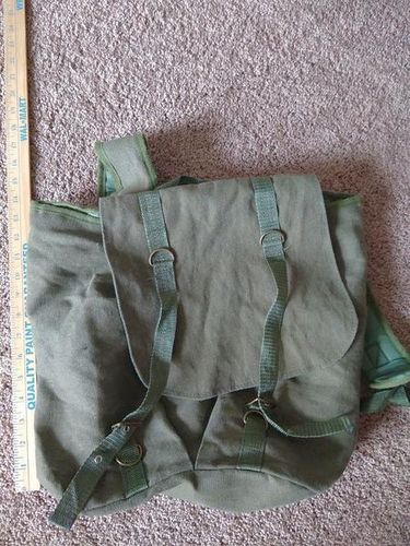 Medtronic Army style backpack for sale in Sandy , UT