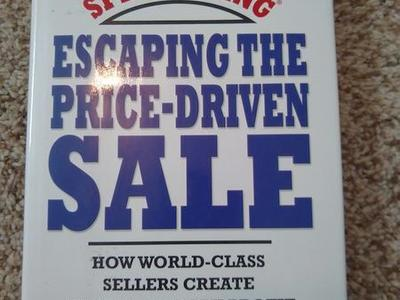 Escaping the price-driven sale by Tom Snyder and Kevin Kearns