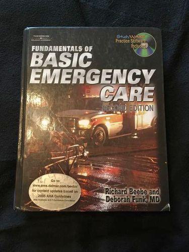 Fundamentals Of Basic Emergency Care 2nd Ed for sale in Ogden , UT