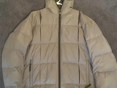 Descente Reversible Down Puffy Jacket: LG