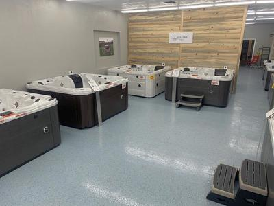 Hot Tub Center We Finance! Hot Tubs in stock
