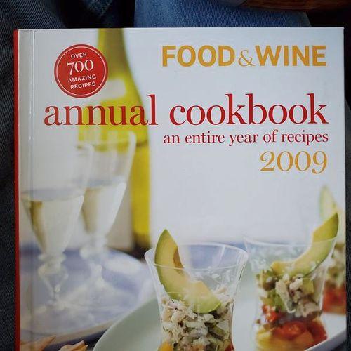 Annual Cookbook Food & Wine 2009 for sale in Bountiful , UT