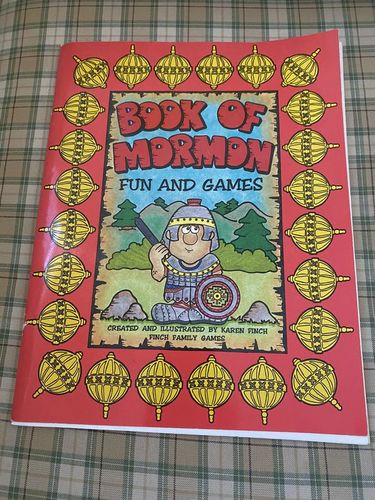 Book of Mormon fun and games for sale in West Jordan , UT