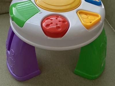 Fun toddler stool