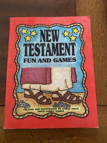 New Testament fun and games for sale in West Jordan , UT