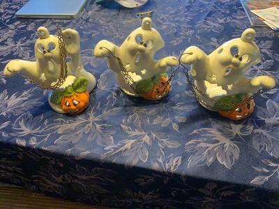 Porcelain Ghosts