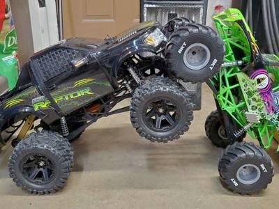 RC MONSTER MANIA