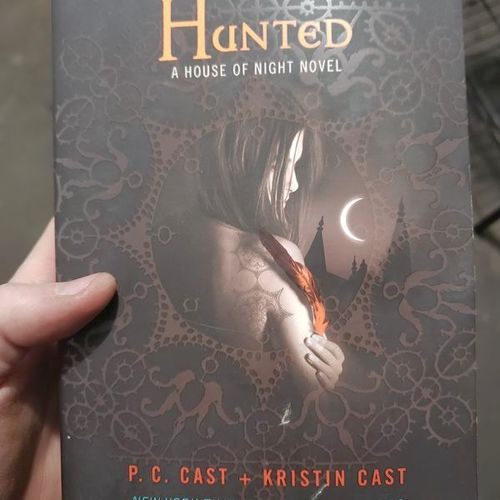 House of Night Novels: Hunted 5 by P. C. Cast for sale in Tooele , UT