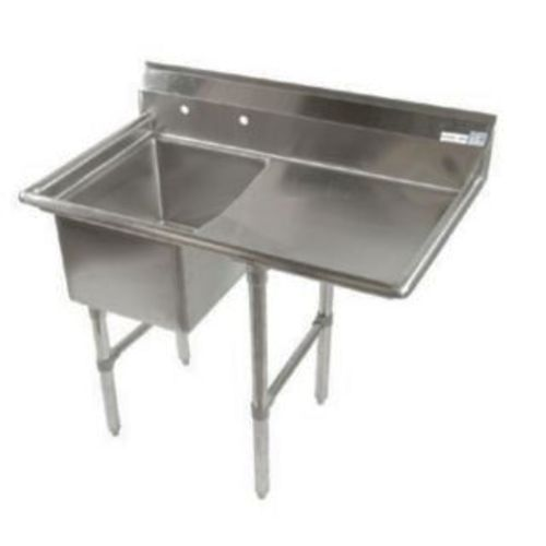 New Single Compartment Sink With Left or Right Drain Board for sale in Salt Lake City , UT