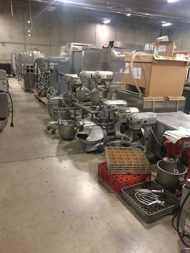 Used Mixers Great shape 20 30 60 qt mixers for sale in F.S.S. Salt Lake , UT