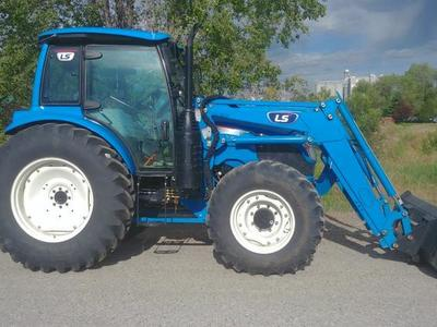 Brand New 101HP Tractor and Loader