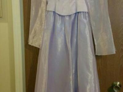 Beautiful Lavender Dress For Sale!