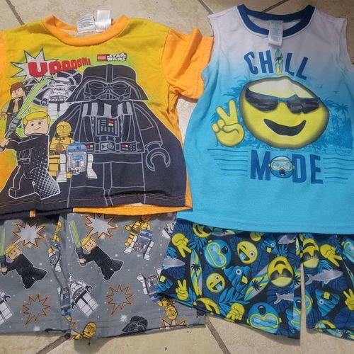 Boys Jammies For Sale! 5/6 & 6/7 for sale in Ogden , UT