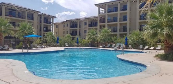 St George Condo - heated pool, hot tub, pickleball wanted in St George , UT