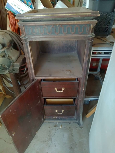 Antique Edison Phonograph Cabinet for sale in Morgan , UT