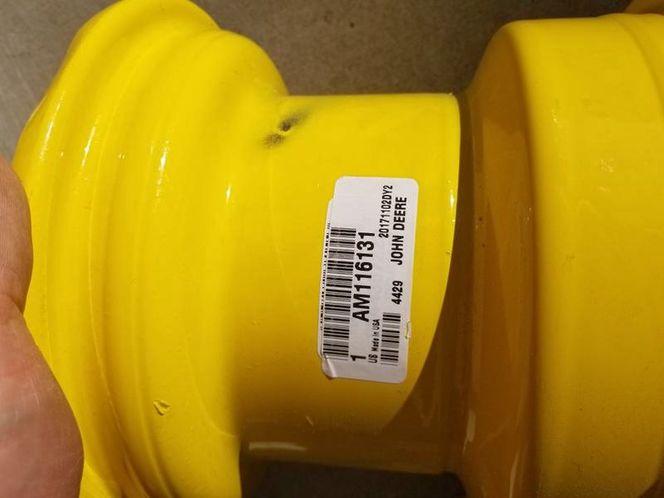 John Deere AM116131 Rims for mowers for sale in Farr West , UT