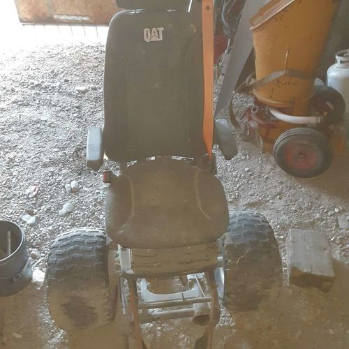CAT air ride seat and buggy for sale in Tooele , UT
