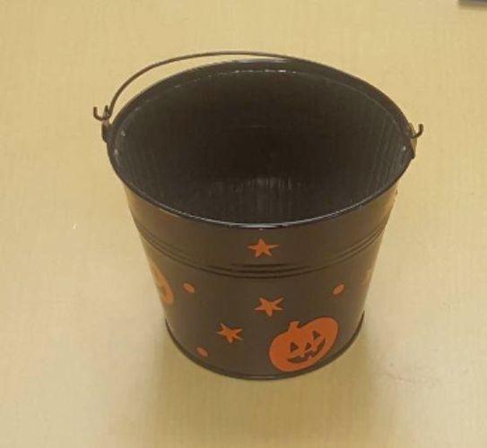 Halloween bucket/ treat basket/ planter for sale in Salt Lake City , UT