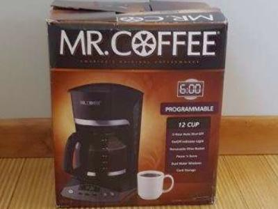 Nice coffee maker