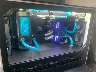 Custom Watercooling Services