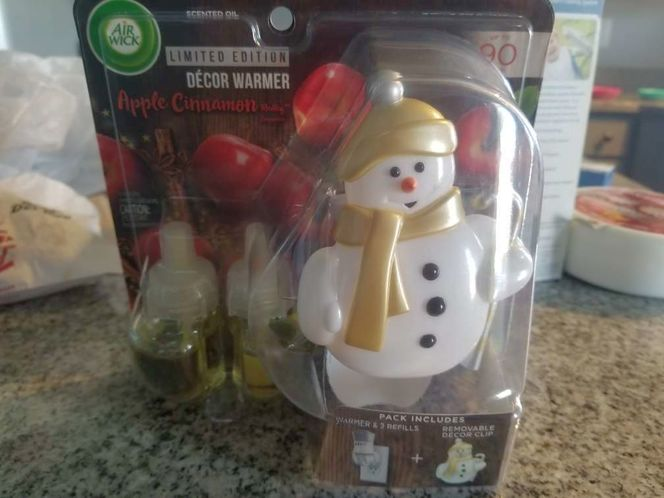 Limited Edition Apple Cinnamon Air Wick Warmer and for sale in Roy , UT