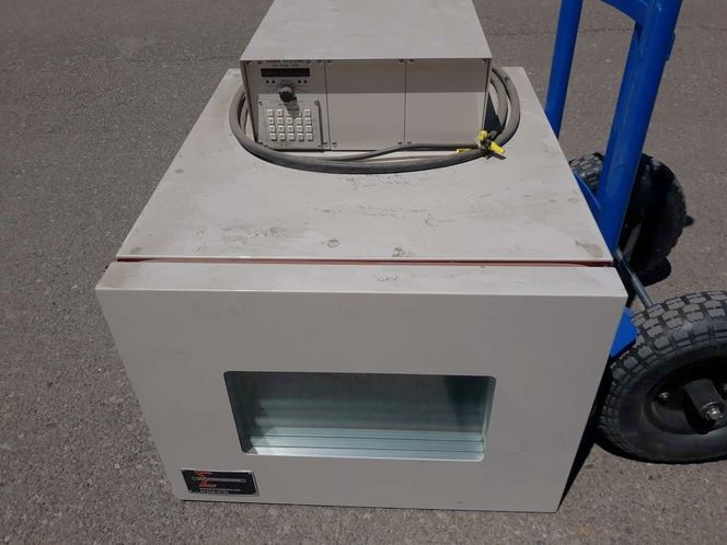 M58 Thermal Chamber -100° TO +200°C CRYOGENIC TEMPERATURE CHAMBER sigma systems for sale in Saratoga Springs , UT