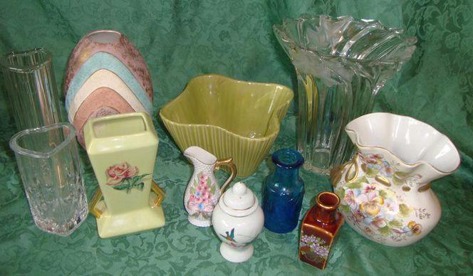 Several Vintage / Antique Vases & Planters Decor for sale in Taylorsville , UT