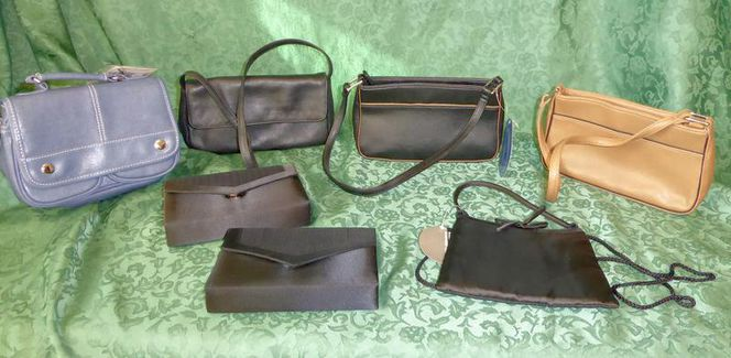 Several New Smaller Evening / Prom Clutch Bags & Purses for sale in Taylorsville , UT