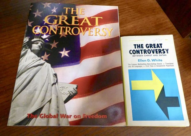 The Great Controversy By Ellen G. White for sale in Taylorsville , UT