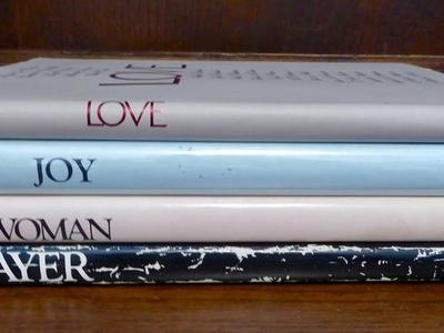 Several Great Vintage LDS Books- Woman, Love, Prayer, Joy