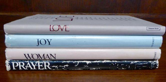 Several Great Vintage LDS Books- Woman, Love, Prayer, Joy for sale in Taylorsville , UT
