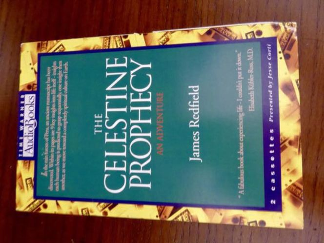 Audio Books 'The Celestine Prophecy' 2 Cassette Set- Like New Condition for sale in Taylorsville , UT