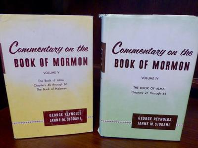 Commentary On The Book Of Mormon Volume 4 & 5