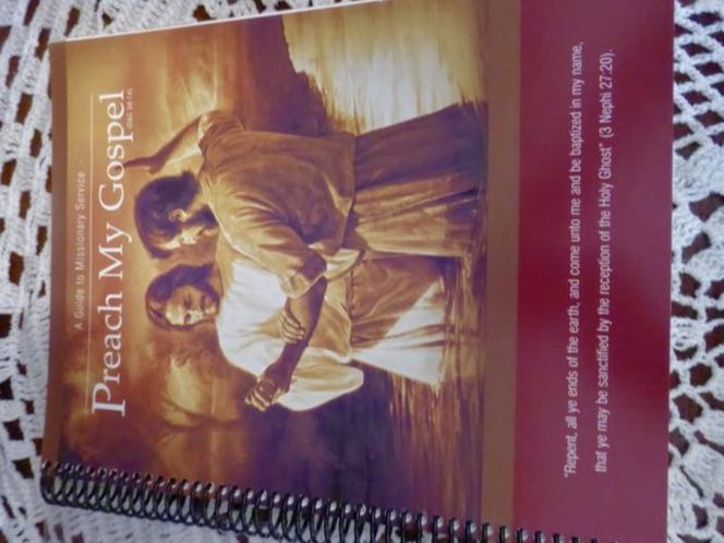 A Guide To Missionary Service -Preach My Gospel for sale in Taylorsville , UT