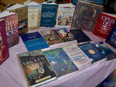 Several Older Religion / Spiritual Type Books