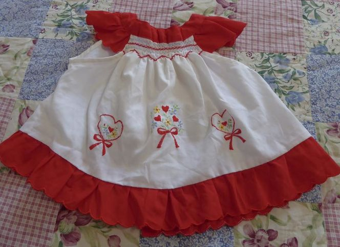 Several Vintage Baby / Toddler Dresses Or Outfits From Sizes- Newborn To 24 Months for sale in Taylorsville , UT