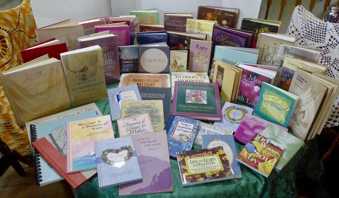Assorted Wonderful Poems & Inspirational Books- Great Gifts for sale in Taylorsville , UT