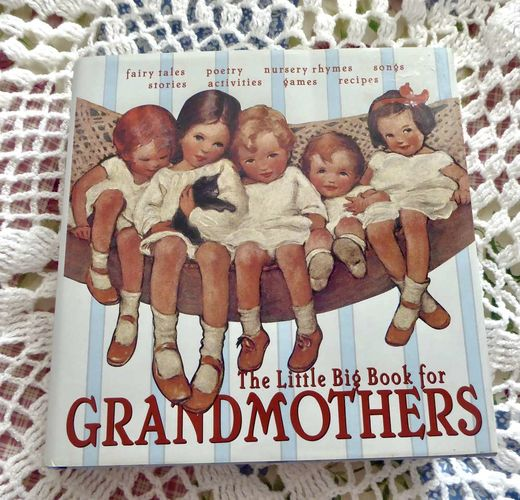 'The Little Big Book For Grandmothers' Hardback Book In New Condition for sale in Taylorsville , UT