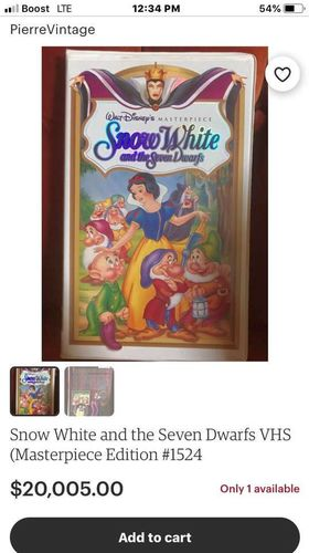 Snow White And The Seven Dwarves  for sale in Sandy , UT