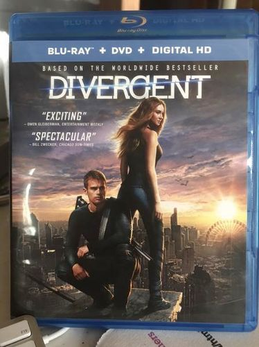 Divergent (1st movie In the series) for sale in South Jordan , UT