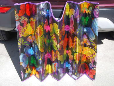 NEW window shade butterfly graphics