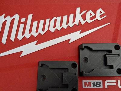 Milwaukee M18 Battery Holder