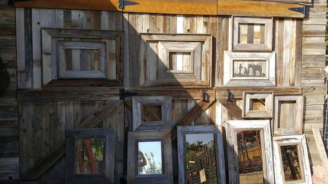 Barnwood Frames and Mirrors for sale in Pleasant Grove , UT