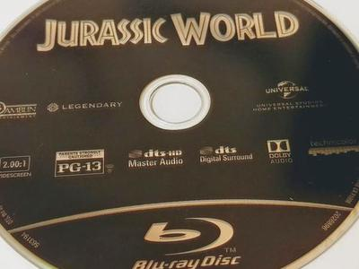 JURASSIC WORLD (Blu-ray Disc Only)