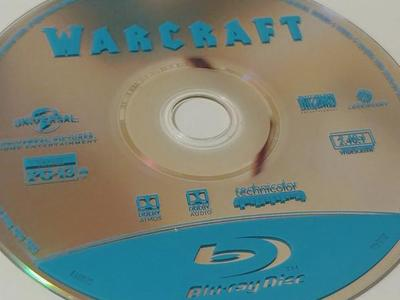 WARCRAFT (Blu-ray Disc Only)