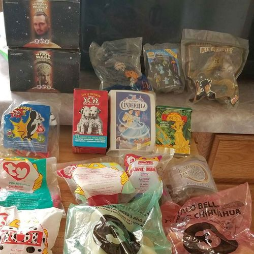 I have many McDonald's, Burger King and others  for sale in Salt Lake City , UT