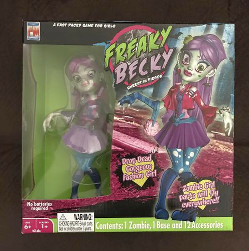 Freaky Becky Unrest In Pieces! Brand New! for sale in South Jordan , UT